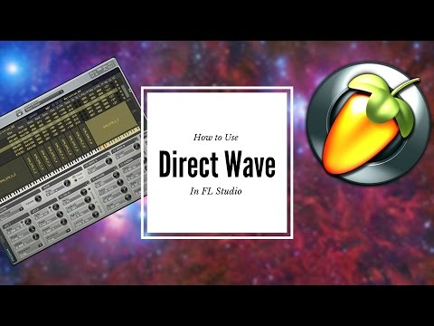 How to Use Direct Waves in Fl Studio and Royal Lounge Preset Bank