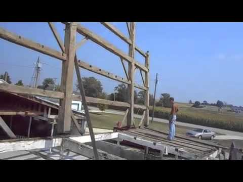 How To Dismantle A Barn For Reconstruction