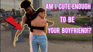 AM I CUTE ENOUGH TO BE YOUR BOYFRIEND? *MUST WATCH* | Public Interview