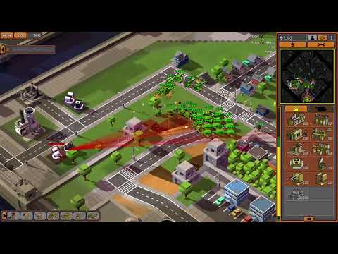 8 Bit Armies - cleansing fire  
