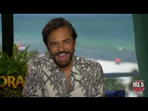 Dre - I Sat Down With Eva Longoria And Eugenio Derbez