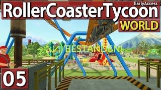 Roller Coaster Tycoon World #5 Ertragsanalyse