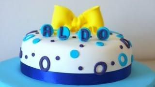 Come decorare in modo semplice una torta