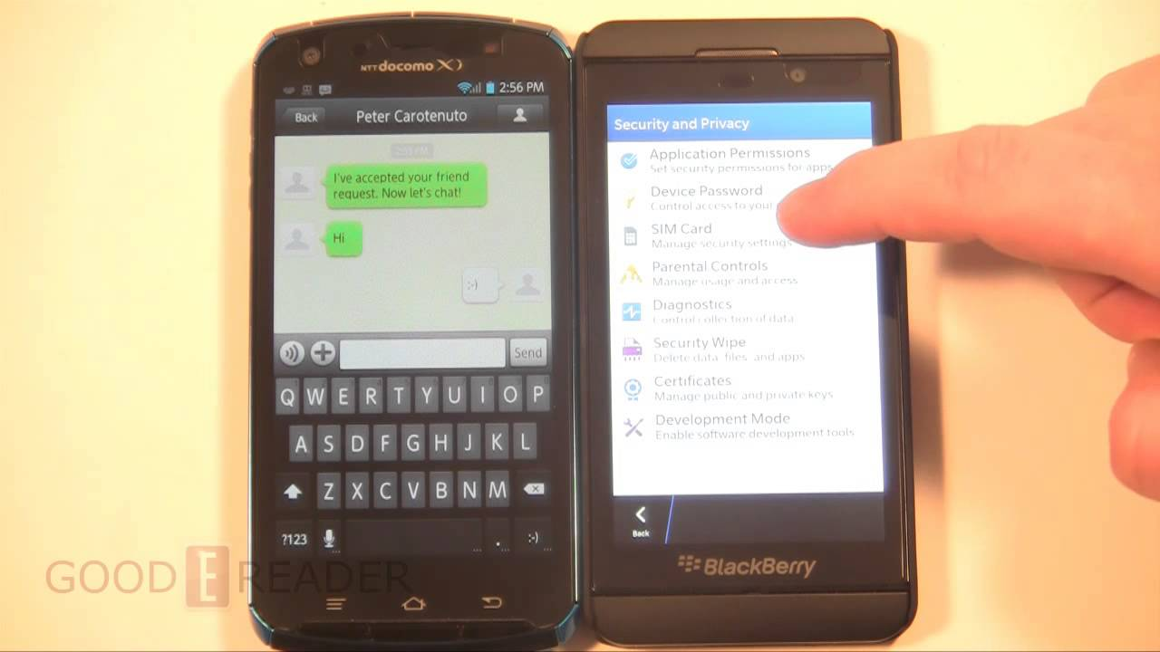 How to Load Wechat on BB10