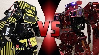 ROBOT DEATH BATTLE! -  Super Anthony VS T5 HammerHead Shark (ULTIMATE ROBOT DEATH BATTLE!)