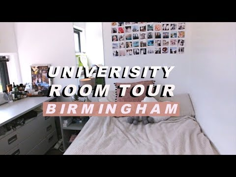 UNI ROOM TOUR (Birmingham)