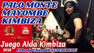El Brujo, Toque Aida Kimbiza 2018