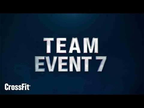 2015 Regionals: Team Event 7 Announcement