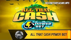 All That Cash Power Bet slot by High 5 Games