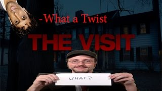 Nostalgia Critic Reactions on The Visit Trailer (2015)