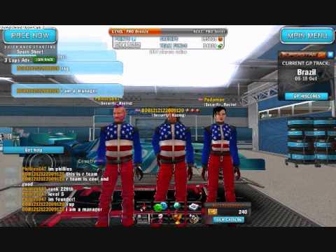 SuperStar Racing Security_Racing Team