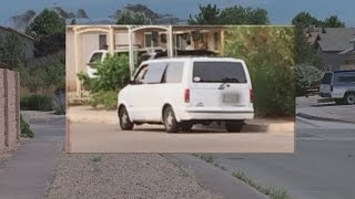 Suspicious van, people have South Valley neighbors concerned