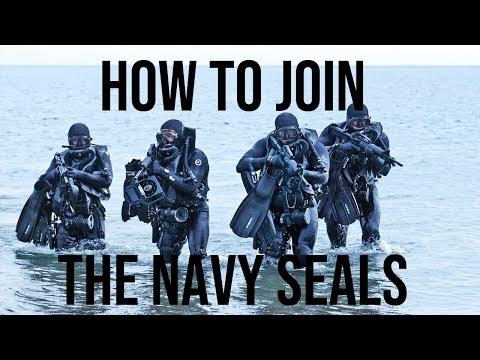 How To Join The Navy SEALS - Navy SEAL Selection And Training (BUD/S, Hell Week)