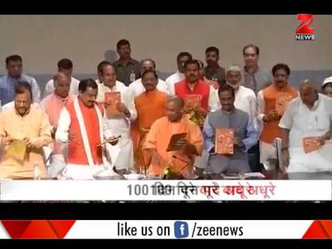Report Card : Yogi Adityanath completes 100 days as UP CM (Part 2)