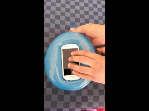 Come fare una cover con un palloncino youtube for Come fare piano casa