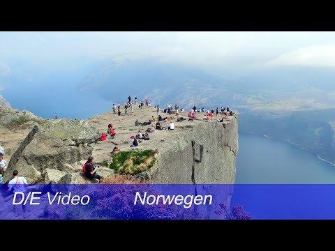 2013 Norwegen Teil 1/11 Hirtshals - Preikestolen