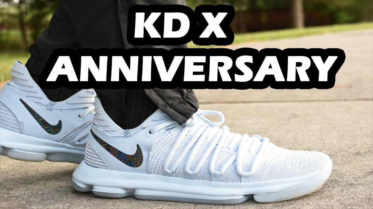 official photos 706e9 4acbf KD X Anniversary - YouTube