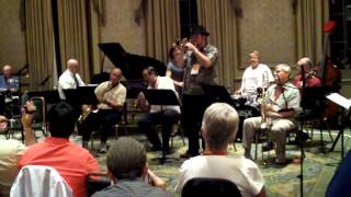 Final Performance at New Orleans Trad Jazz Camp