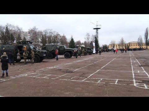 У 27-річницю 95-та окрема десантно-штурмова бригада приймала гостей