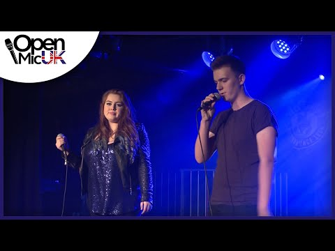 TREAT YOU BETTER – SHAWN MENDES performed by SCRAP PAPER at the Reading Final of Open Mic UK