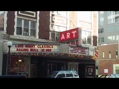 THE ART THEATER IN CHAMPAIGN, ILLINOIS