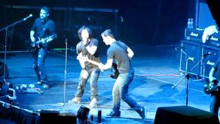 10 Years Shoot It Out LIVE NEW SONG At Mohegan Sun Arena Wilkes Barre PA 03 21 2010