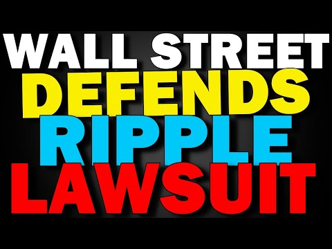 INSANE XRP NEWS TODAY \ XRP PRICE PREDICTION \ WSJ Slams SEC for Suing Ripple \ HUGE PRICE WARNING