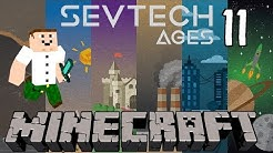 Sevtech Ages EP4 Shadow Gems + Totemic Boss Baykok