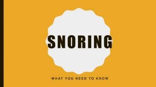 3 Ways to Alleviate Snoring Naturally