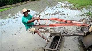 Innovation in Tilling the Land Using a Hand Tractor (By;Johnnie Gonzales III )
