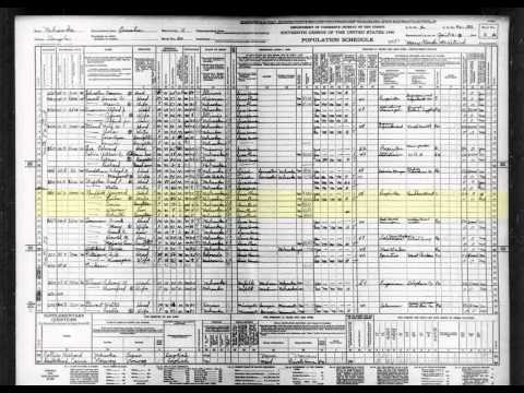 NCompass Live: Addressing Your Roots - Searching the 1940 Census