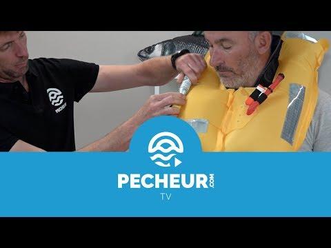 Quels sont les différents types de gilets de sauvetage ? Tutoriel Pecheur.com