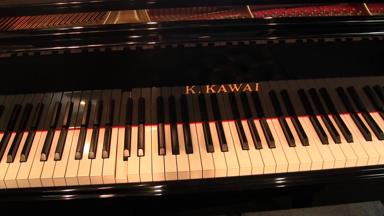 Kawai Upright Pianos Chupps Piano Service Inc >> 5 1 Kawai Model Ge 20 Baby Grand Piano With Player System By American Music World Pianos