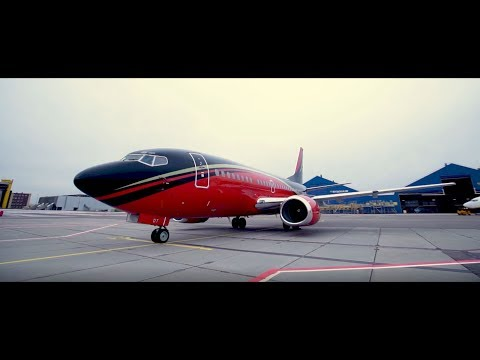 Boeing 737-500 Full Management Project By AviaAM Leasing