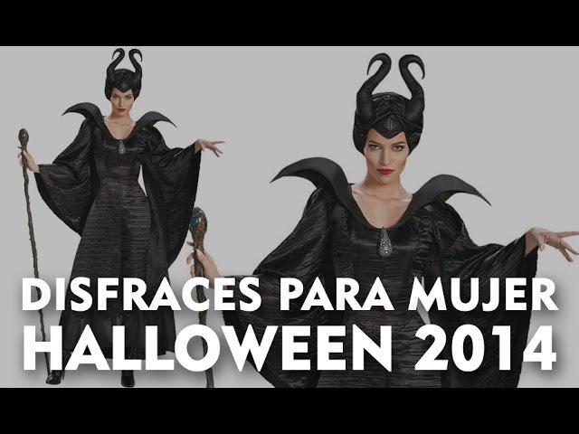 Disfraces de Halloween para Mujer 2015 - Fiesta de disfraces