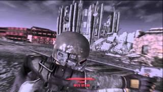 Fallout New Vegas .45 Pistol Kills in vats target system