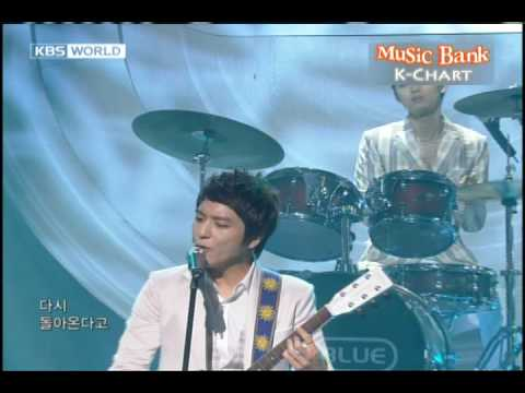 [Music Bank] CNBLUE Come Back Special - Love  (2010.5.14)