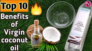 Coconut Oil: Coconut Oil for Face | Coconut Oil for Hair | Virgin Coconut Oil Benefits (Top 10)