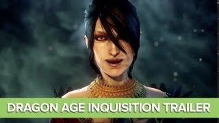Dragon Age Inquisition Trailer at E3 2013 - Dragon Age 3 Trailer with Morrigan