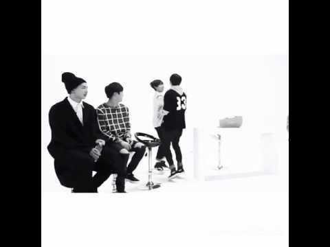 151208 BTS GAYO - track ep 8 - V and Jungkook's handshake