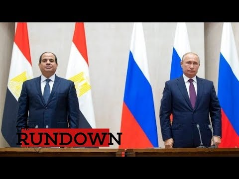 What Does Putin Want from Egypt?