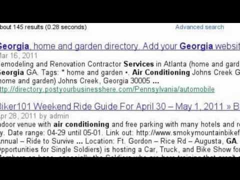 Web Design Services Loganville,GA: Where is Your Business Website?
