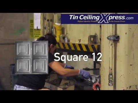 Xpress vs. the Rest - Square12 Pattern