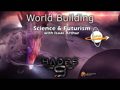 Worldbuilding in Science Fiction