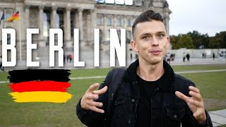 Is this really Berlin ? Berlin First Impression - Germany Travel Vlog 2019