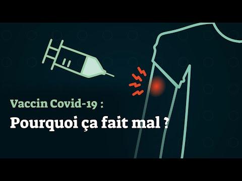 Vaccin Covid-19 : que faire si j'ai mal au bras ?