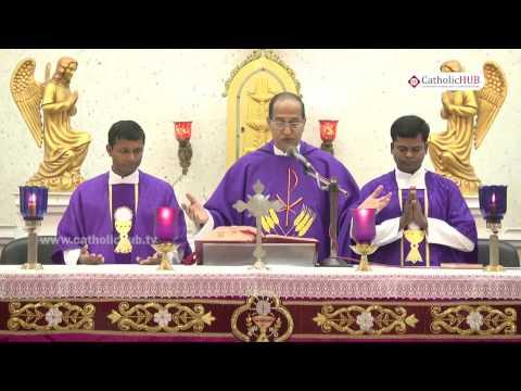 Holy Mass & Adoration @ Divine Mercy Church, Annanagar, Chennai, TN, INDIA, 10-03-17