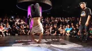 George vs Harrien | R16 KOREA 2013 Pre-party eliminations