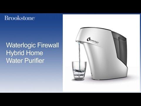 Waterlogic Firewall Hybrid Home Water Purifier