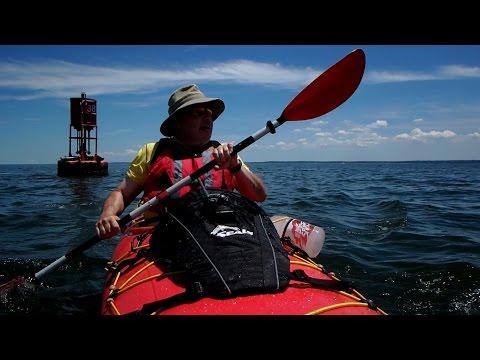 Joyful Kayaking on Long Island Sound - Rye, New York